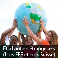 etudiants etrangers