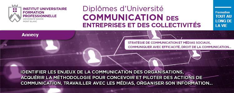 Visuel formation continue communication Annecy haute savoie