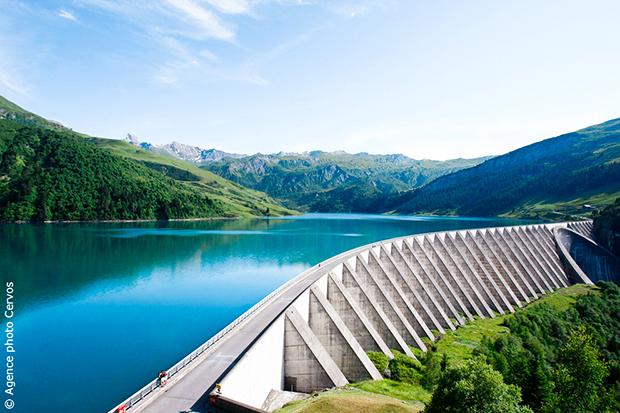 barrage_-lac_Roselend-credit_EDF