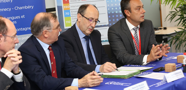 signature-convention-partenariat-usmb-banque-de-france-2016-yannick-perrin