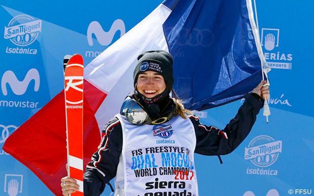 Perrine-Laffont-OR--mondial-ski-bosses-parallele-SierraNevada2017_