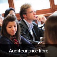 auditeurs libre
