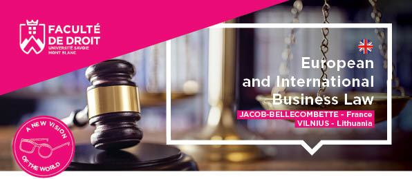 European and international business law