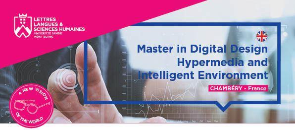 Master in digital design hypermedia