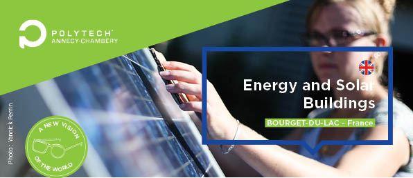 Energy and solar buildings