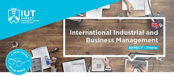 International industrial and business management