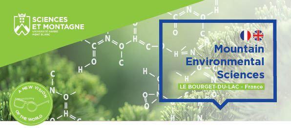 Mountain environmental sciences
