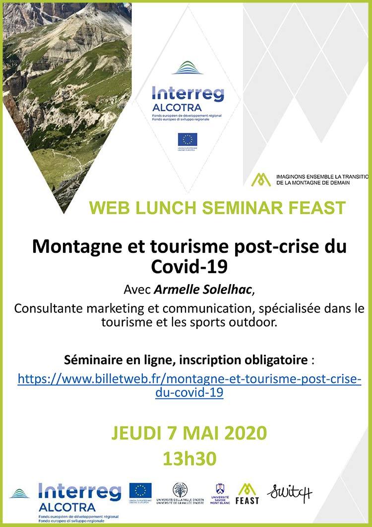 Feast Seminaire Montagne Tourisme Post Covid