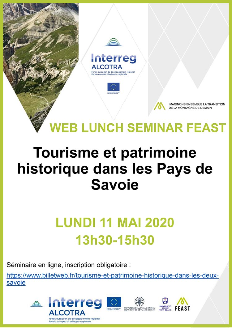 Feast Seminaire Tourisme Patrimoine