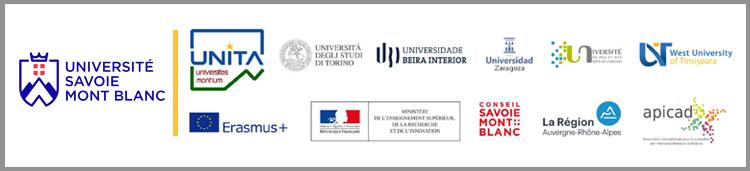 Logos Unita Atelier Langues Romanes