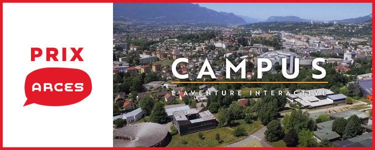 Campus Aventure Prix Arces2