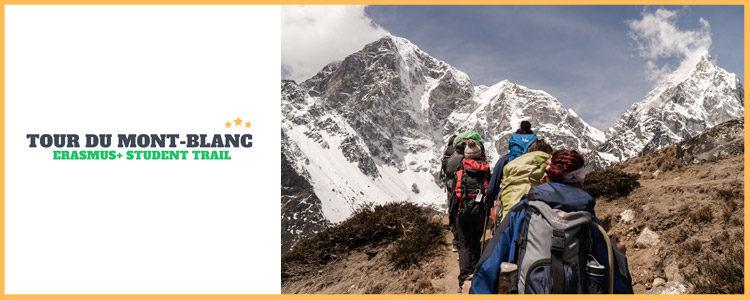 Erasmus Trail Mont Blanc Couv