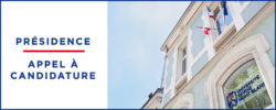 Appel Candidature Presidence