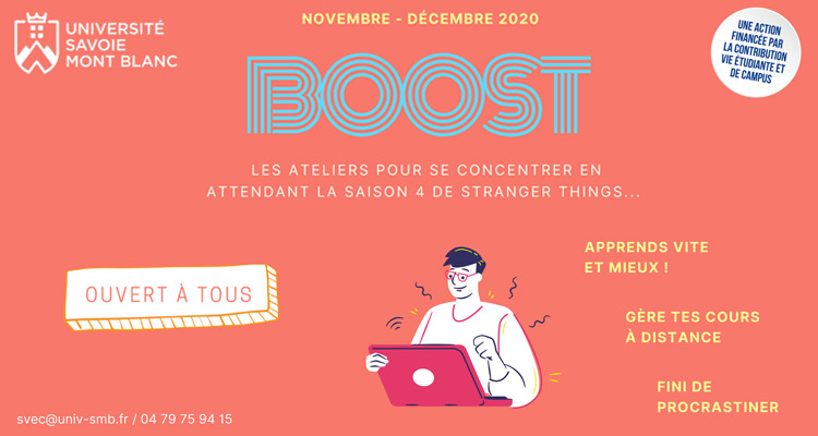 Ateliers Boost Banner