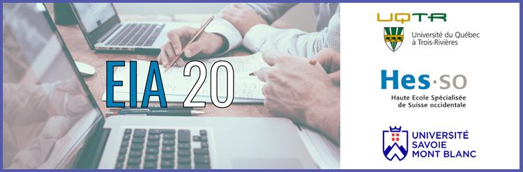Ecole Internationale Numerique Apprendre 2020