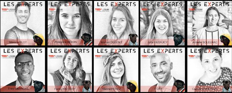 Experts Usmb Tedx 2020