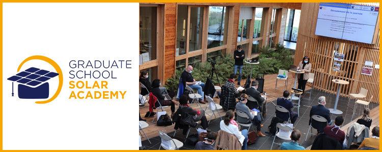 Solar Academy Lancement Officiel Couv