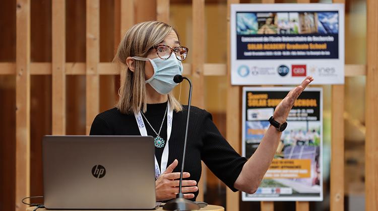 Solar Academy Lancement Officiel Monika Woloszyn
