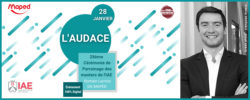 Parrainage Iae 2020 Romain Lacroix
