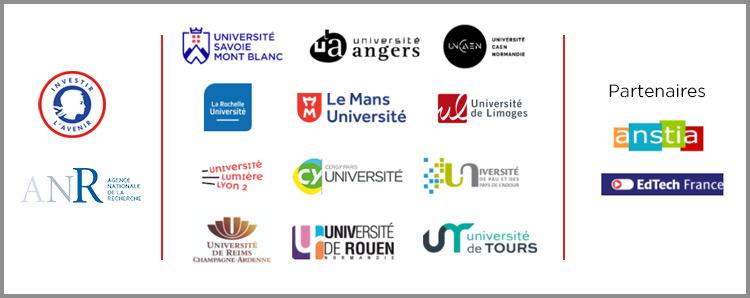 logos consortium projet hype 13