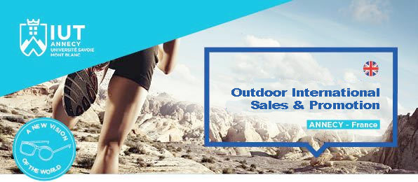 outdoor international sales and promotion