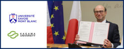 convention avec la kagawa university president