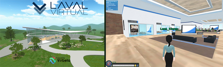 laval virtual world