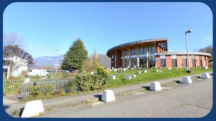 Campus de Jacob-Bellecombette