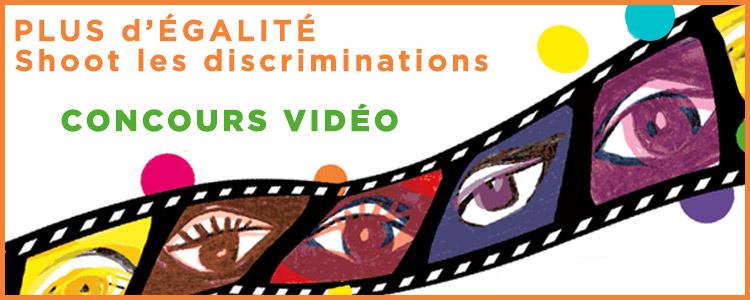 bannière shoot discriminations