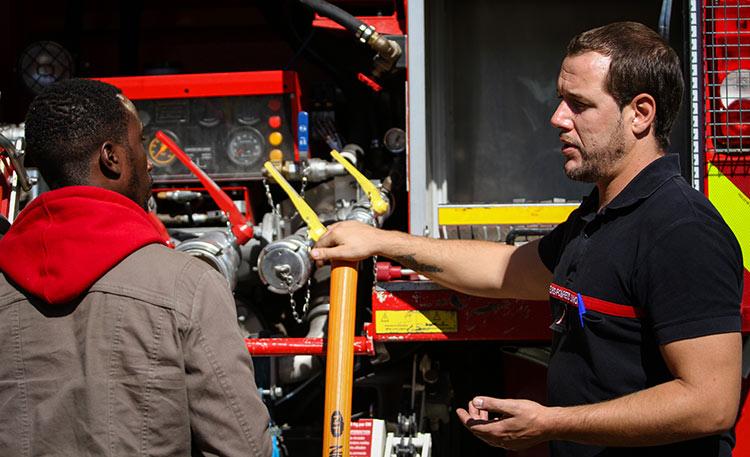 intercomprehension pompiers diplome