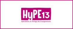 hype13 logo