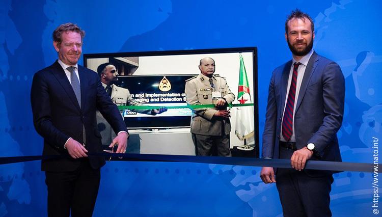 otan imep inauguration laboratoire algérien