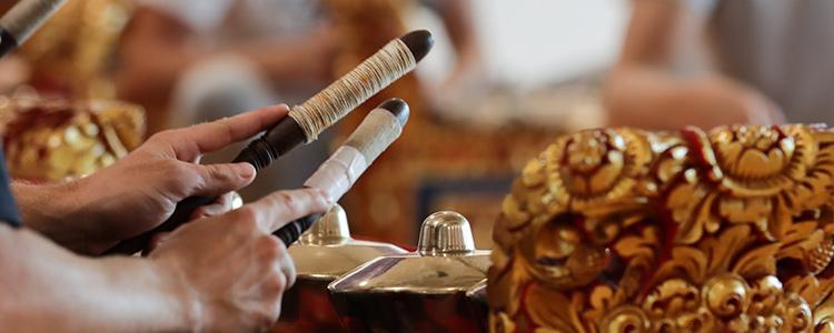 atelier gamelan indonésie